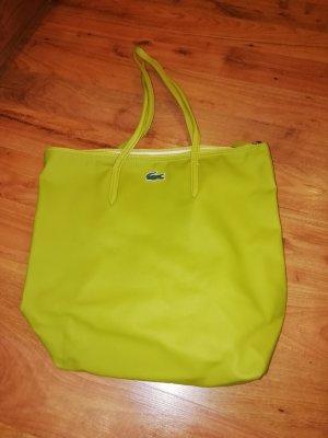 Lacoste Shopper lime-green