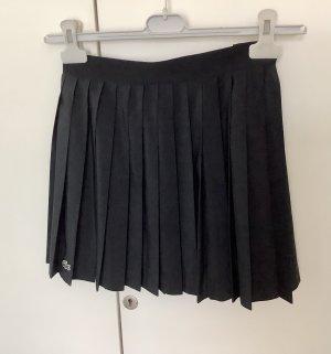 Lacoste Plisowana spódnica czarny Poliester