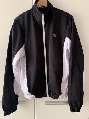 Lacoste Sports Jacket black-white
