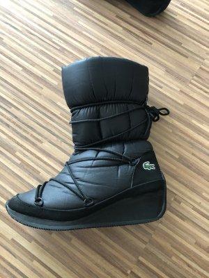 Lacoste Snow Boots black
