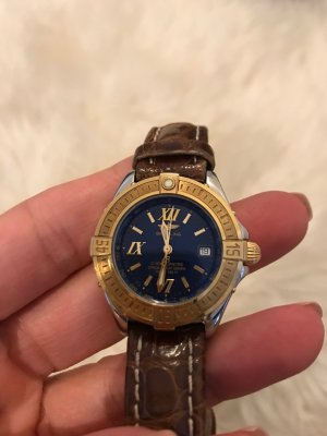 Lady F Breitling Damen Uhr