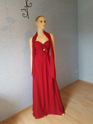 Lady in Red Abendkleid