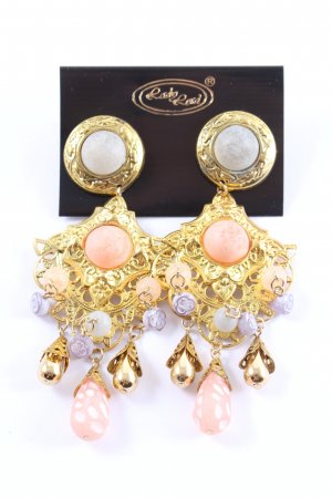 Lady Lord Earclip multicolored elegant