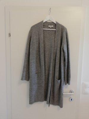 Morgan Cardigan in maglia grigio