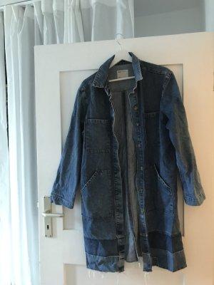 Länger Jeans Mantel von ASOS, 40