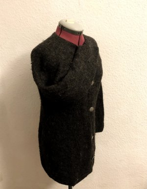 hand gemacht Knitted Coat multicolored