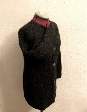Etsy Manteau en tricot multicolore