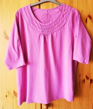 Ulla Popken Long Shirt pink