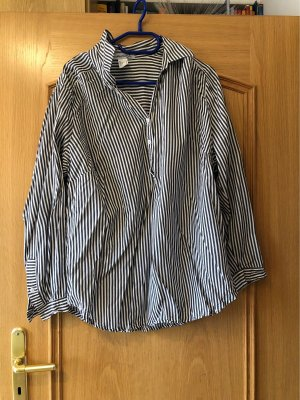 Collection L Long Sleeve Blouse light grey-black
