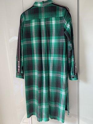 Replay Camicia di flanella nero-verde