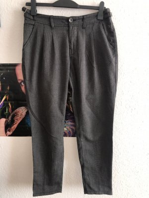 Freeman t. porter Pantalon chinos noir-gris