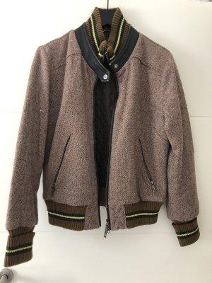 Tommy Hilfiger College Jacket light brown-sand brown