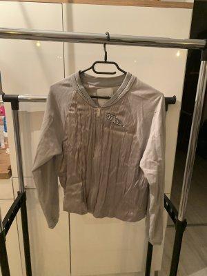 Pull & Bear Giacca college argento-grigio chiaro