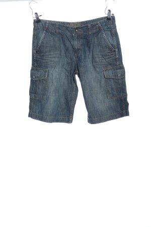 lässige Esprit Shorts blau casual