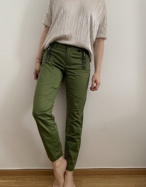 Jones Pantalon cargo vert gazon