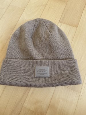 H&M Divided Chapeau en tissu beige