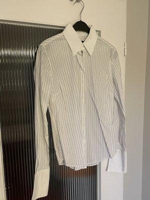 Gant Camicia blusa bianco-blu scuro