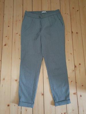 Amisu High Waist Trousers silver-colored-light grey