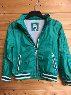 Alive Windbreaker green