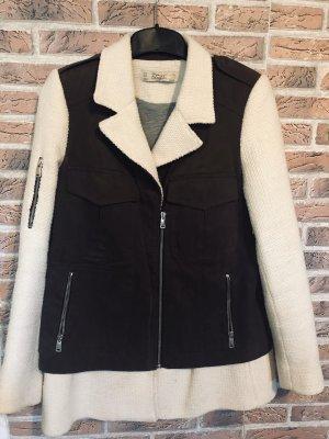 Lässige Jacke für den Übergang in Gr. M