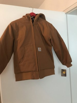 Carhartt Giacca con cappuccio color cammello-bronzo