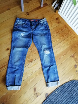 QS by s.Oliver Boyfriend Jeans multicolored