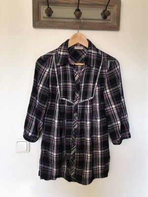 C&A Checked Blouse multicolored