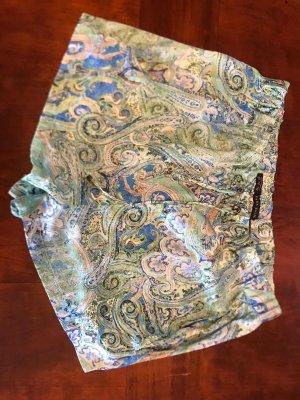 Zara Basic Hot pants multicolore