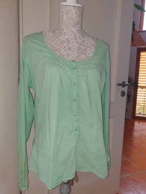 Napapijri Long Sleeve Blouse pale green