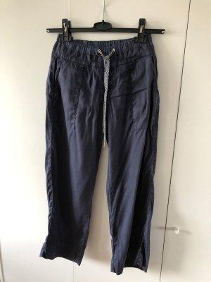 Rosner Spodnie 7/8 ciemnoniebieski