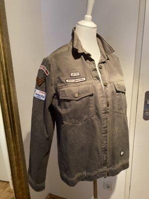 Zara Flight Jacket khaki
