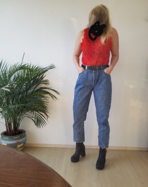 lässige Momfit Jeans