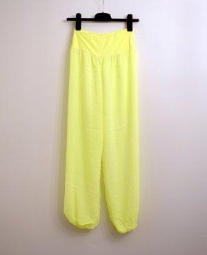 Bloomers neon yellow