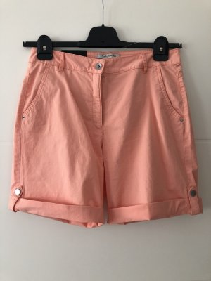Lässige Shorts in lachs Gr. 38 *neu*