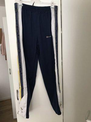 Champion pantalonera azul oscuro-amarillo