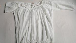 Nolita Tunique-blouse blanc tissu mixte