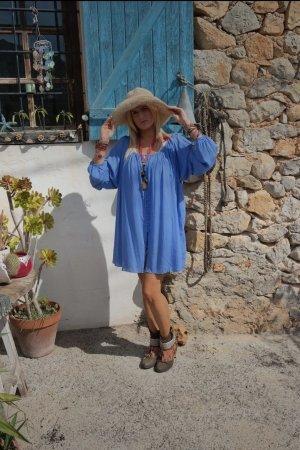 Lässige Tunika aus Ibiza