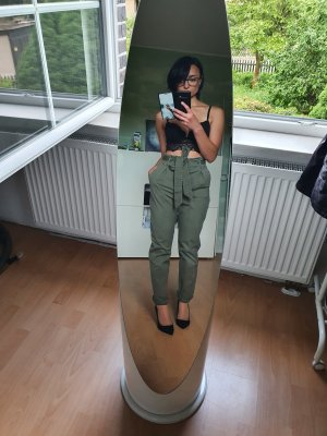 H&M Basic Pantalon kaki kaki