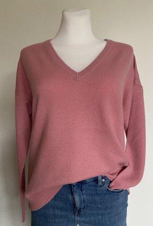 Boden Kaszmirowy sweter różowy