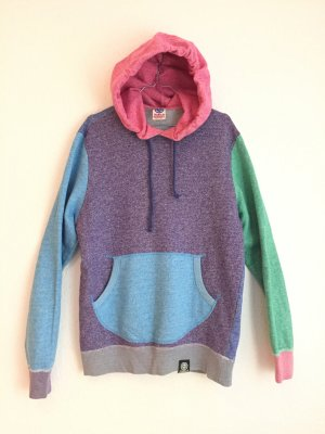 Franklin & marshall Hooded Sweater multicolored cotton