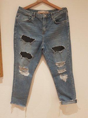 Lässiger Jeans Denim Go 42