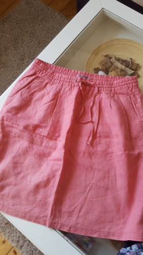 Brookshire Linen Skirt multicolored