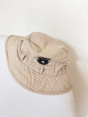 Napapijri Sombrero de ala ancha beige claro Algodón