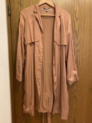 Just Female Manteau oversized beige-marron clair