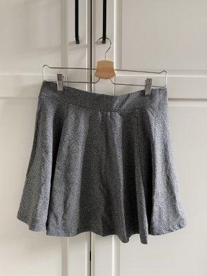 H&M Skaterska spódnica szary