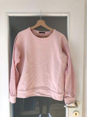 Lässiger Sweater mit Rückendetails