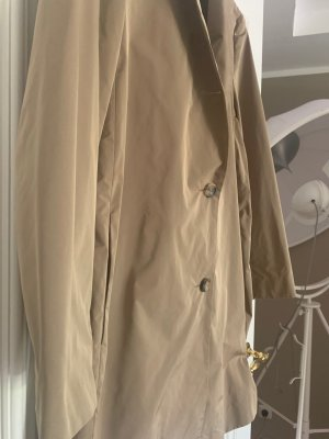 Cappellini Trench Coat light brown acetate