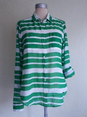 Hollister Camisa de manga larga multicolor Poliéster