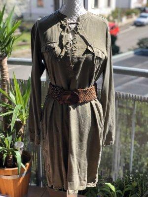 Lässiges Khaki - Kleid von Only