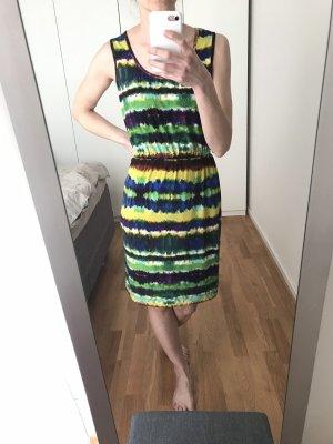 Cynthia Rowley Abito midi multicolore